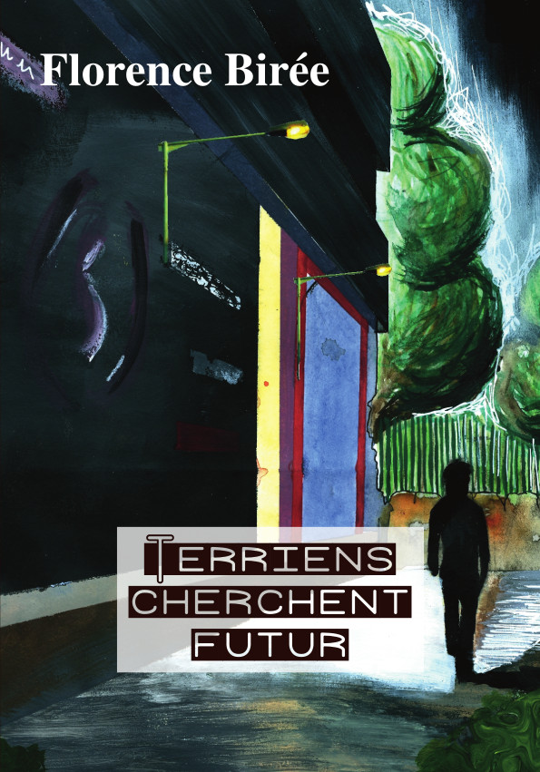 Couverture de Terriens cherchent futur